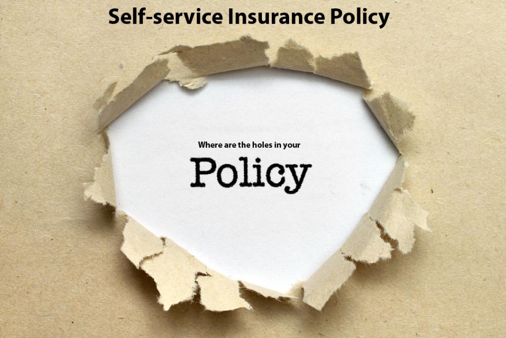 Self-Service Auto Insurance