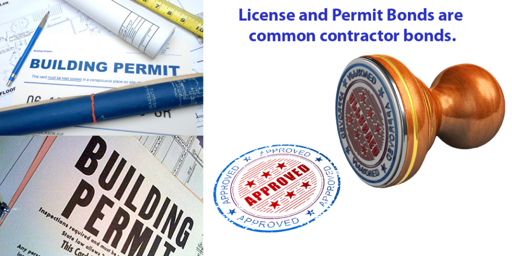 License & Permit Contractor Bonds