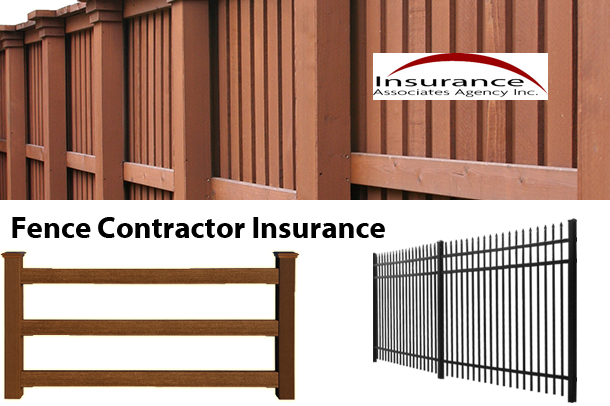 Fence Contractor Insurance