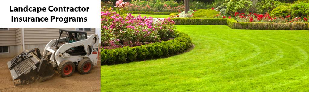 Landscape Contractor Insurance