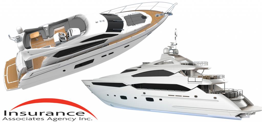 Yacht Insurance, Motor Yacht  45069