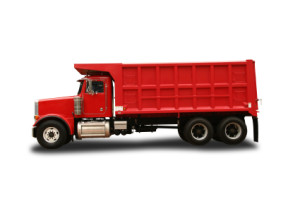 Commercial Vehicles include Dump Trucks